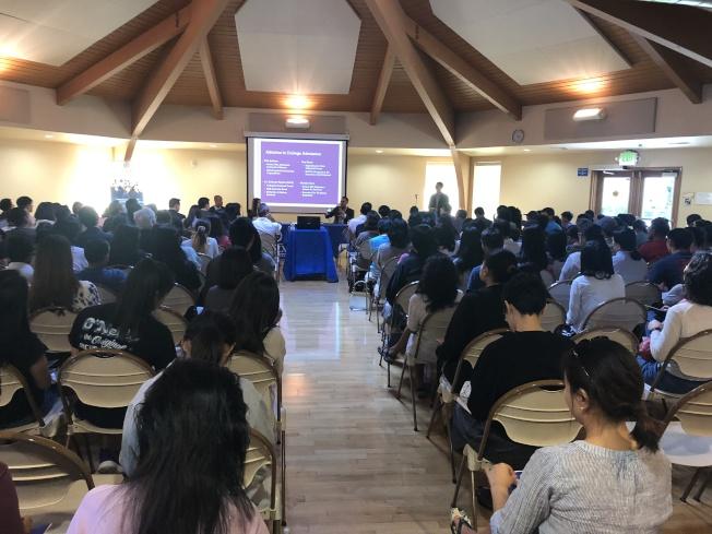 新法教育學院( FLEX College Prep)教育專家將帶來七場小型講座,深入淺出分析最新申請大學趨勢和改變。(新法教育學院提供)