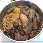 料理功夫|鮮菇雞肉蒟蒻煮