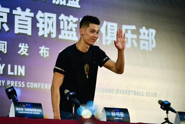 入籍加盟中國男籃?林書豪:我一直在考慮,但…