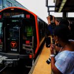 麻州中車製造新地鐵車廂 上路一個月即送廠修理