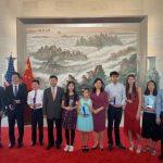 「我與中華文化」中文學校作文賽 學生分享尋根之旅