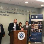 ICE加大執法力度 紐新5天逮136無證客 無華裔