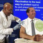 防流感 CDC:10月底前注射疫苗 怕打針者有2選擇