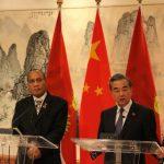 〈圖輯〉中國外長王毅與吉里巴斯簽署復交公報