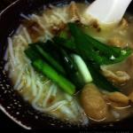 永和超市佛利蒙分店熟食部供應台灣小吃