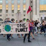 關注氣候變遷 環團再占華府