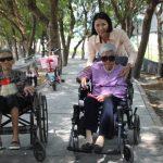 101歲姊妹淘 當鄰居相伴70年