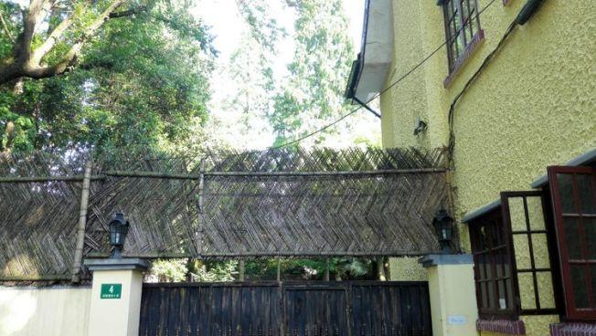 武康路40弄4號顏福慶舊居。