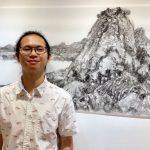 蔡陳林「景·境」畫展 東方山水融合西方風景