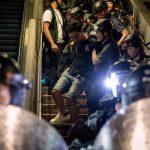 香港警方:過去3日拘捕157人 最小14歲