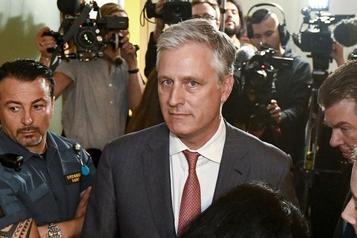 歐布萊恩(Robert O'Brien)接替波頓,擔任白宮國安顧問。美聯社