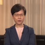 港府重大讓步!林鄭:撤回修訂「逃犯條例」4點行動回應訴求