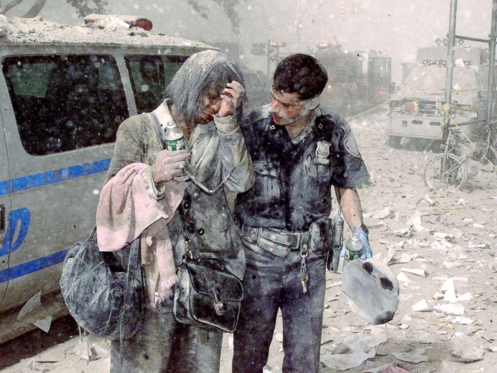 今天是911恐怖攻擊滿18周年的日子。(Getty Images)