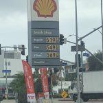洛杉磯油價天天漲 最高衝破5元