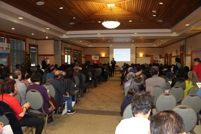 理財講座廣受歡迎。