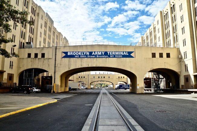 紐約開放周/布魯克林陸軍碼頭 滿足探險的欲望