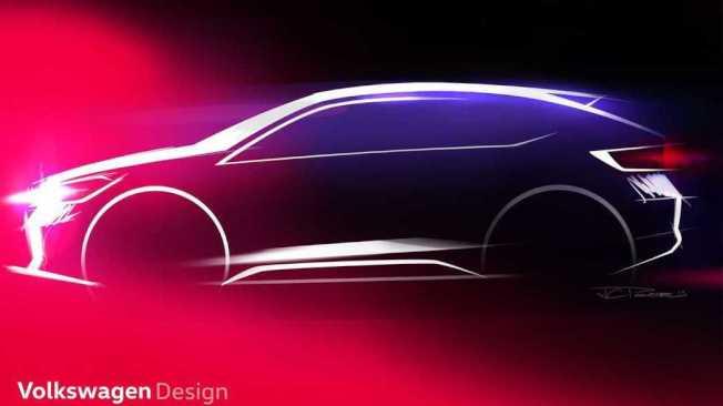 這款新車僅被原廠稱呼為「Urban Coupe」,並未說明這是款跑格休旅或是轎跑。(Volkswagen)