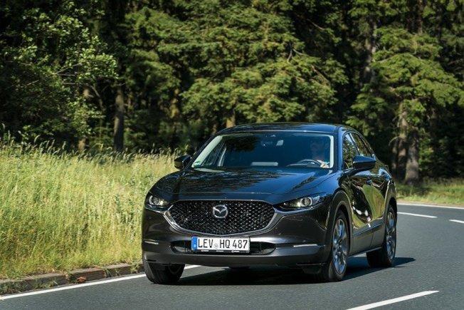 首批將於2020年初抵達。(Mazda)