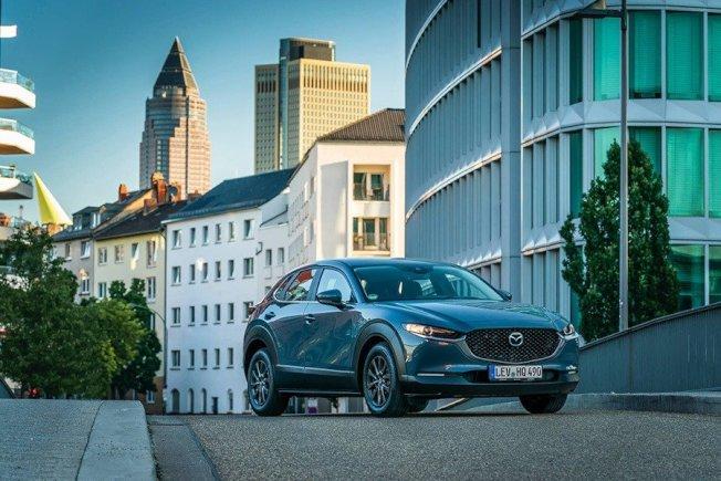 售價將由2萬2895英鎊起跳。(Mazda)