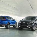 這就是小改款?美規新年式Honda CR-V追加Hybrid複合動力登場