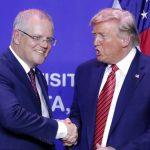 知情者:另有澳洲電話門 川普要澳總理協助調查穆勒