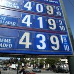 灣區油價破4元 金山全美最貴