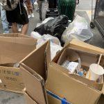 商家早扔垃圾製造髒亂 法拉盛商改區籲自律