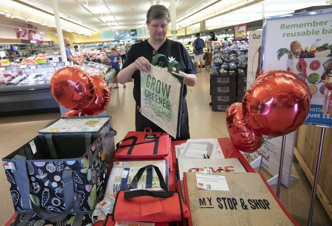 限用一次性塑膠袋 新州2/3居民支持