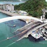 〈圖輯〉宜蘭南方澳跨海大橋斷裂全紀錄