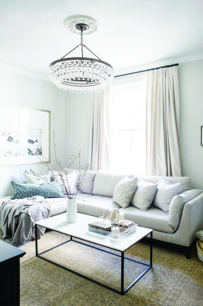 售房之前做好裝潢擺設,賣相佳的房子成交也快。(Getty Images)