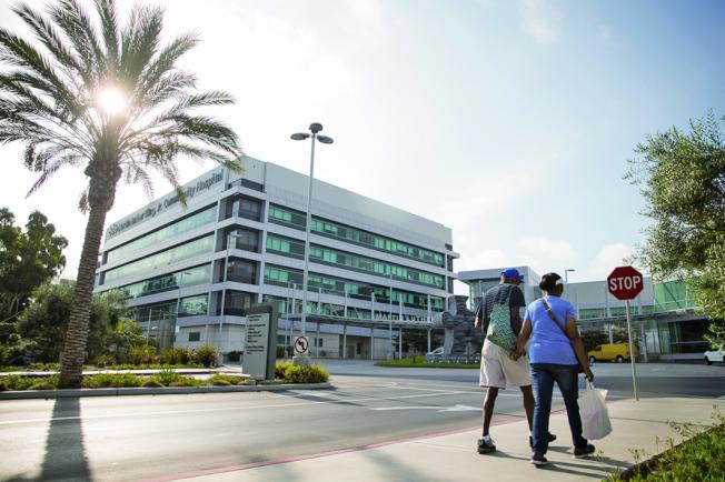 近年來,醫院附近的房屋銷路越來越好,明顯超過周邊其他地區。(Getty Images)