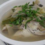 只喝魚湯不吃肉 營養效果大打折