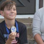 9歲男童參加5k路跑被誤導 意外獲得10k路跑金牌