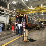 另一個零件也需更換 MBTA橙線新車延至下周復駛