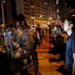 港府打壓示威 擬頒「禁蒙面法」 民主派憂…跌入極權社會第一步