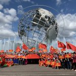 美國福建商會慶十一、中美建交40周年
