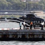 Uber擴大直升機服務 下城至JFK僅8分鐘