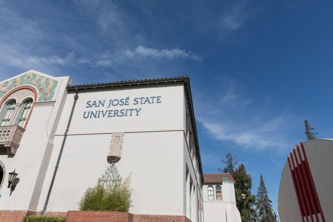 加州聖荷西州立大學是公立大學中,文科畢業生投資報酬率最高的學校之一。(取自推特)