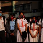 港教育局向全港學校發公告 禁學生校內校外戴口罩