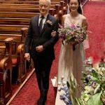 不戴首飾不找伴娘…劉墉在紐約低調嫁女 感性長文藏洋蔥