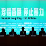 香港高院深夜決定 拒就禁蒙面法批出臨時禁制令