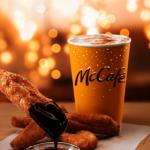 麥當勞推出季節全新McCafé餐單