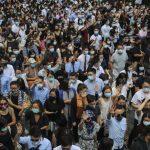港頒蒙面禁令 臨時政府對抗…反對派申請禁制令遭駁回