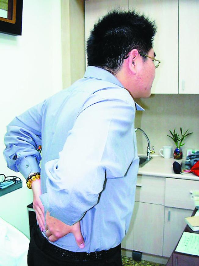 腿麻疼痛…竟是轉移性腫瘤