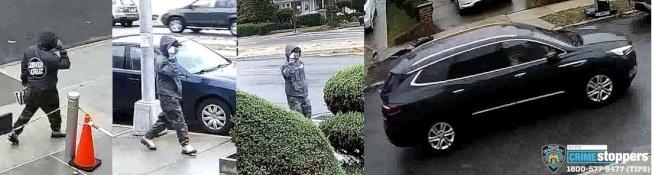 该男子涉嫌入室盗窃,偷走屋主2万7000元的现金与财物。(市警提供)