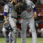 MLB/和這位捕手合作20次最合拍 柳賢振下戰也搭他?
