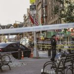 紐約市長哀悼死者譴責暴力 大建收容所 遊民反增加