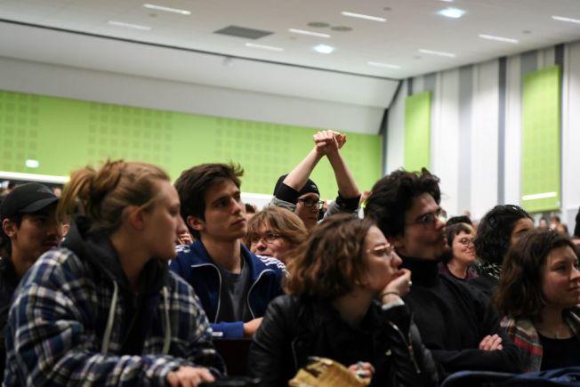 想要在大學出人頭地,每堂課都不能缺席。(Getty Images)