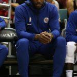 NBA/首度全程參與訓練 雷納德有機會熱身賽亮相