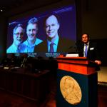 諾貝爾醫學獎揭曉 英美三人獲獎